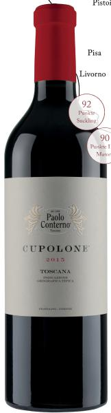 Paolo Conterno - Cupolone Toscana Rosso IGT