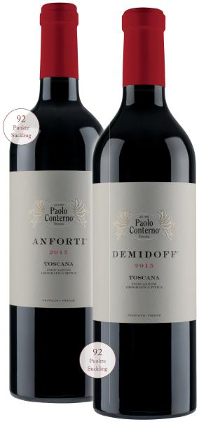 Paolo Conterno - Demidoff Toscana Rosso IGT